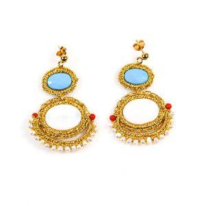 Ηera Handcrafted Earrings