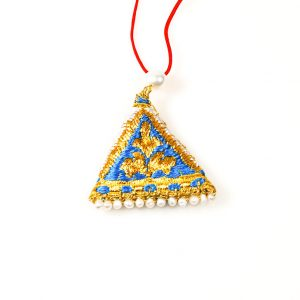 Handcrafted Talisman Necklace