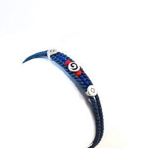 Blue jeen soulful Bracelet