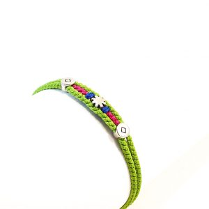 Light Green Trust Bracelet