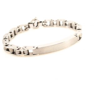 Steel Bracelet  Bysicle chain