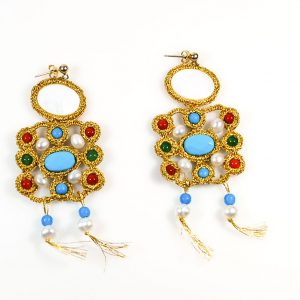 Ekavi Handcrafted Earrings