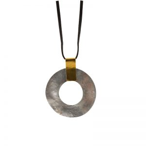 Stetement circle Necklace